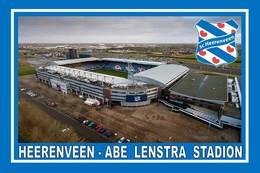 CP.STADE DE FOOTBALL. HEERENVEEN  PAYS-BAS  ABE LENSTRA STADION # CS. 845 - Fútbol