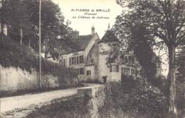 Saint Pierre De Maille, Le Chateau De Juttreau - Frankrijk
