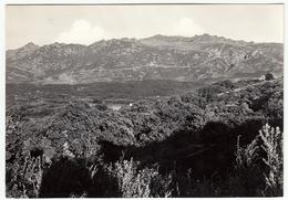 TEMPIO PAUSANIA - CATENA DEL LIMBARA - SASSARI - 1959 - Sassari