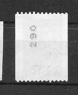 Yv. 3973  Met Nr 290 - Coil Stamps