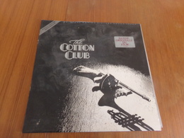 """Disque 33 T """" Bande Originale Du Film The Cotton Club """" - Musique De Films"""