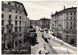 TRIESTE - VIA G. CARDUCCI - Trieste