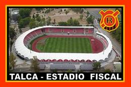 CP.STADE DE FOOTBALL. TALCA   CHILI  ESTADIO  FISCAL    # CS. 840 - Voetbal