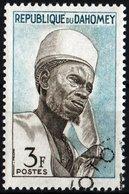 DAHOMEY, COSTUMI, 1963, 5 F., FRANCOBOLLO NUOVO (MNH**)  Mi:DY 201, Scott:DY 161, Yt:DY 18 - Benin – Dahomey (1960-...)
