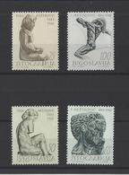 YOUGOSLAVIE.  YT  N° 949/952  Neuf *  1963 - 1945-1992 Socialist Federal Republic Of Yugoslavia