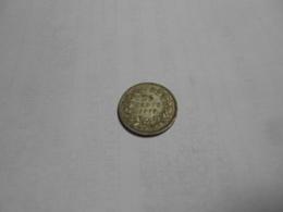 NEDERLANDS  1849  - 25  CENTS    SILVER   COIN -  HIGH  GRADE - [ 3] 1815-… : Kingdom Of The Netherlands