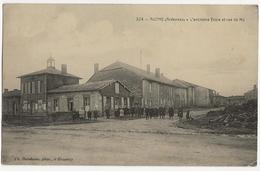 AUTHE  -  L'ancienne Ecole Et Rue De My - Autres Communes