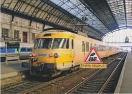 638 - Turbotrain RTG En Gare De Bordeaux Saint-Jean (33) - - Bordeaux