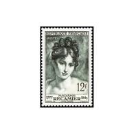 Timbre N° 875 Neuf ** - Madame Récamier (1777-1849) D'après Gérard. - Unused Stamps