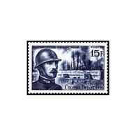 Timbre N° 1052 Neuf ** - 40ème Anniversaire De La Mort Du Colonel Emile A. C. Driant. (1855-1916), à Verdun. - Nuevos