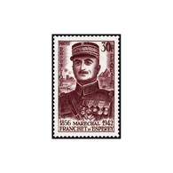 Timbre N° 1064 Neuf ** - Centenaire De La Naissance Du Maréchal Franchet D'Esperey. - Unused Stamps