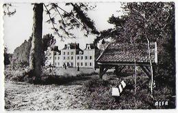 Cpsm Bon Etat , 9x14cm , Clairefontaine , Château De La Voisine , Timbre Courrier Au Verso , - France