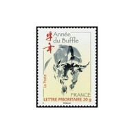 Timbre N° 4325 Neuf ** - Année Lunaire Chinoise Du Buffle. - Frankrijk