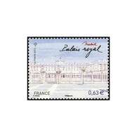 Timbre N° 4733 Neuf ** - Madrid. Palais Royal. Issu De La Feuille. - France