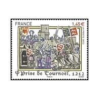 Timbre N° 4829 Neuf ** - Les Grandes Heures De L'histoire De France. Prise De Tournoël, 1212. - France