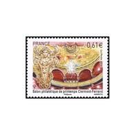 Timbre N° 4851 Neuf ** - Salon Philatélique De Printemps. Clermont-Ferrand. Vue De L'opéra-théâtre. - Unused Stamps