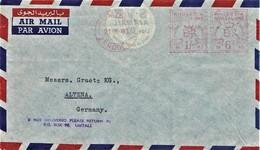 Rhodesien & Nyasaland - Umschlag Echt Gelaufen / Cover Used (T907) - Rhodesien & Nyasaland (1954-1963)