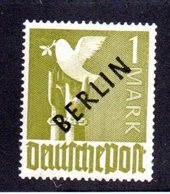 RFA / BERLIN    -  N°  17 -  N+ - TBE  - - [5] Berlin
