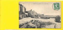 GRANDCAMP Les BAINS La Cale Et Les Villas (Dubosc) Calvados (14) - France