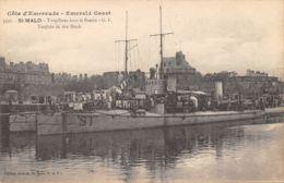 35-SAINT MALO-N°429-B/0281 - Saint Malo