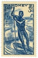 DAHOMEY, 1941, 3 F., FRANCOBOLLO NUOVO (MNH**), Mi:DY 126, Scott:DY 114, Yt:DY 121 - Benin – Dahomey (1960-...)
