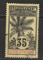 Côte D'Ivoire N° 29 - Usados