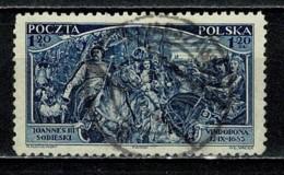 Polska  1933 Yv. 367 Obl/gebr/used - 1919-1939 République