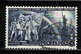 Polska  1938 Yv. 399 Obl/gebr/used - 1919-1939 République