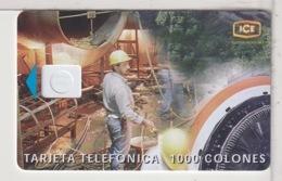 COSTA RICA - Sans Puce - 1000 Colones - Costa Rica