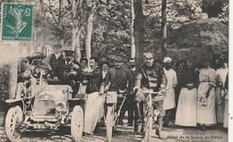 76 Epouville. Automobile Et Moto à L'Hotel De  La Queue Du Chien - Frankrijk