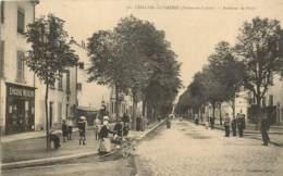 CHALON SUR SAONE AVENUE DE PARIS - Chalon Sur Saone
