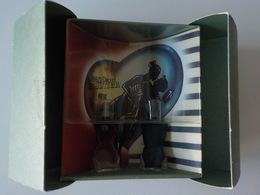 1998 Coffret 2 Miniatures Jean-Paul Gaultier St Valentin  Homme Femme Parfum - Miniatures Anciennes (jusque 1960)