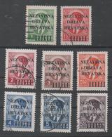Croatia NDH, Used, 1941, Michel 1 _8 - Kroatien