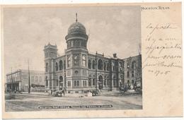 TX , HOUSTON - Post Office - Houston