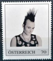 SPECIAL €-EDITION AUSTRIAN POST - Pe299 Symbole 80er, Punk, Irokesen-Haarschnitt, Haare, Frisur, Mode, AT 2012 ** - Autriche