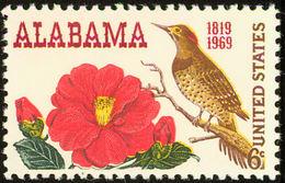 Etats-Unis. U.S.A. . 1969  Pic Flamboyant  Northern Flicker - Specht- & Bartvögel