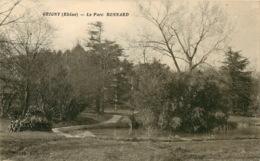 GRIGNY-LE PARC BONNARD  69   (scan Recto-verso) Ref 1031 - Grigny