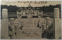 V 60311 Cina - Pechino - Tempel - China