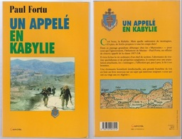 Guerre D'Algérie Paul Fortu Un Appelé En Kabylie - French