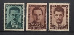 4520 - Etichette Di Beneficenze Pro Vittime Politiche - Anno 1944 - 1946-60: Nieuw/plakker