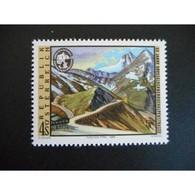 Timbre N° 1651 Neuf ** - Route Des Hautes-Alpes Du Grossglockner - 1981-90 Nuovi & Linguelle