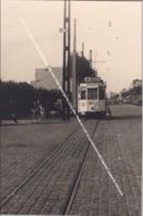 AGFA FOTO TRAM 16 BERCHEM DIKSMUIDELAAN HOEK BIKSCHOTELAAN 1963, TRAM 207 LIJN 16 LUCHTHAVEN MELKMARKT ANIMATIE FIETSERS - Antwerpen