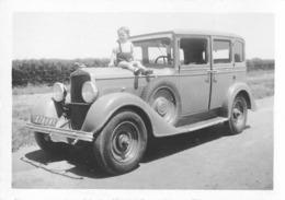 Maroc / Marrakech Juillet 1939 - 2 Beaux Plans D'automobile - Automobiles