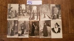 """30 Cartes    """" Arlésienne """"  -(Arles - Costumes , Coiffes - Arles"""