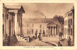 52-BOURBONNE LES BAINS-N°431-G/0063 - Bourbonne Les Bains
