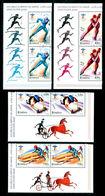 Romania 2010 Winter Olympics,Vancouver,Skiing,Skating,Bob,Mi.6410,CDS,PAIR - 1948-.... Repúblicas