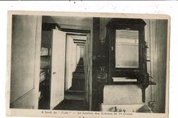 CPA_Carte Postale-France Paquebot Haïti- Couloir Des Cabines 1re Classe  VM11969 - Paquebots