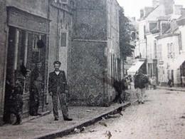 1925 Ballonanciennecommune Française,départementde LaSartherégionPays De La Loire Carte Postale-CPA-pr Luché-Prigé - Andere Gemeenten