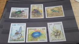 LOT 487615 TIMBRE DE MONACO NEUF** LUXE - Collections, Lots & Séries