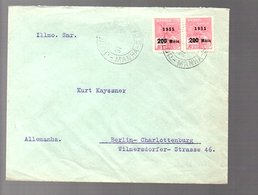 1931 JOINVILLE-MANHA-S.CATH.> Berlin (712) - Brieven En Documenten